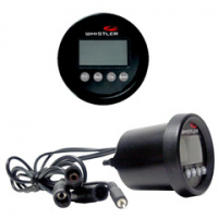 Whistler Cruisader Motorcycle radar detector